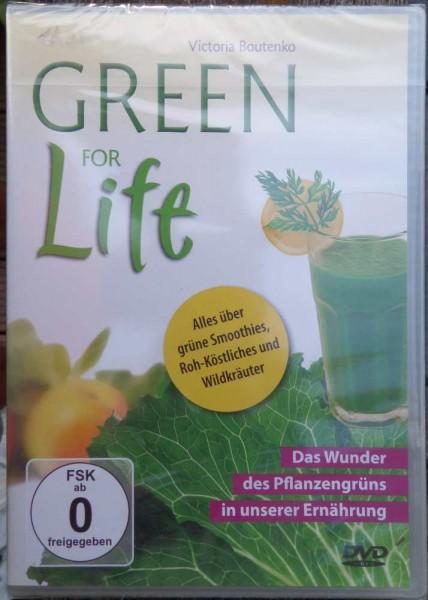 Green for Life, V. Boutenko, DVD
