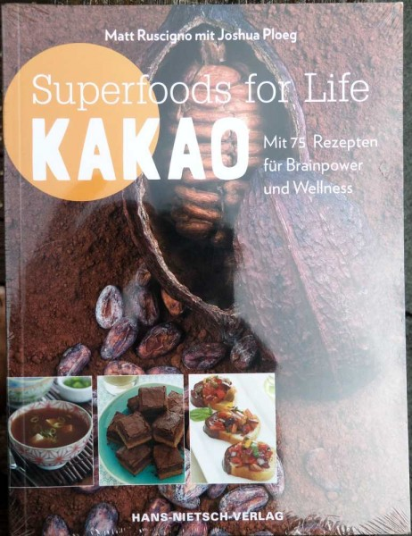 Superfoods for life Kakao