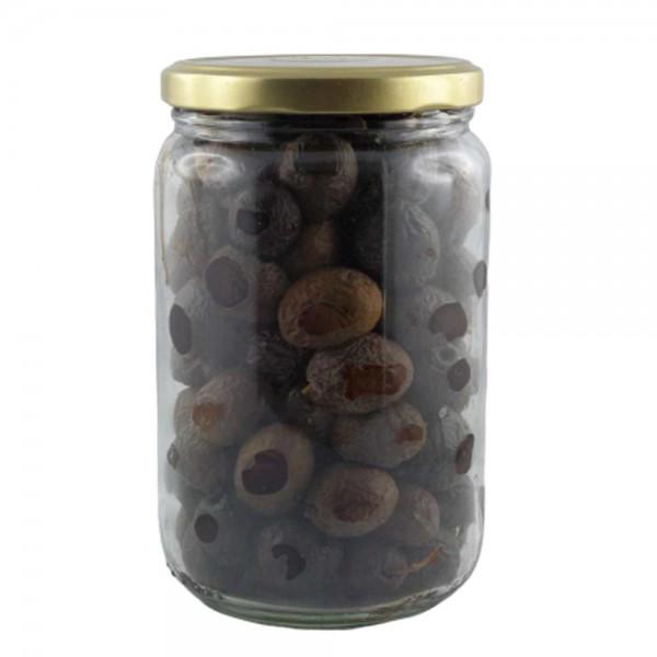 Oliven Tanche aus Nyons, natur, 500g, OHNE SALZ, Roh