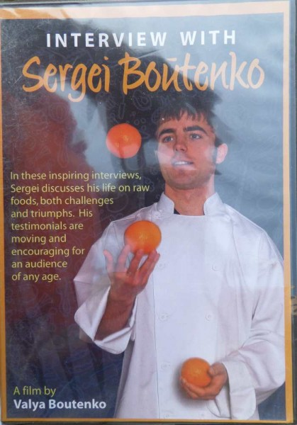Interview with Sergei Boutenko. englisch DVD