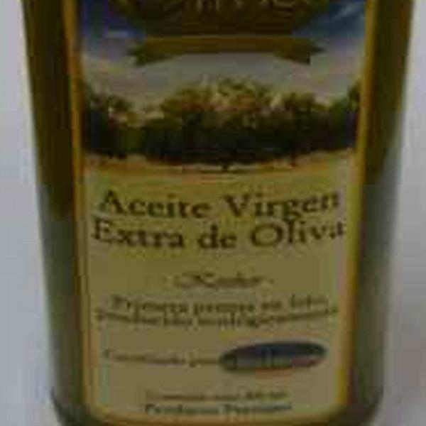 rohes Olivenöl aus Peru, lose zu 0.5 organic