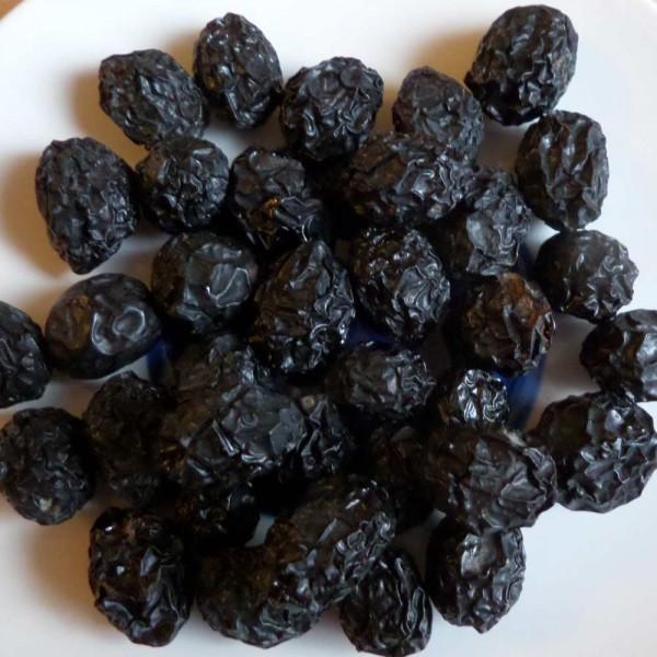 soft getr. Oliven Manzanilla ohne Salz, 200g, Bio