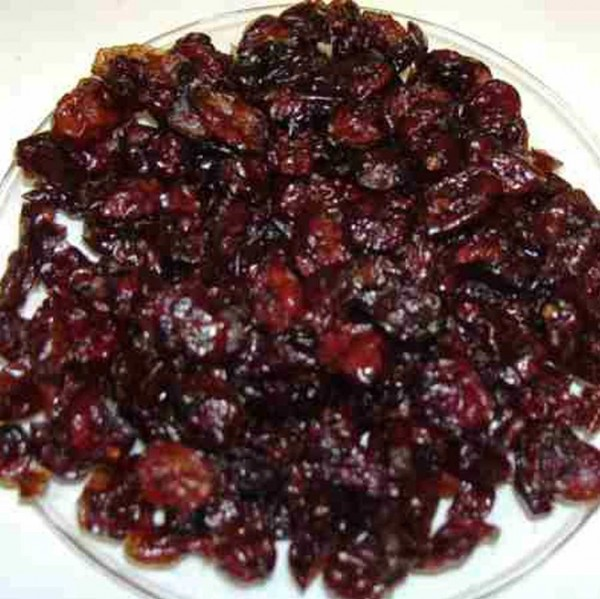 Cranberries, getrocknet, mit Apfelsaft gesüßt 200g Bio