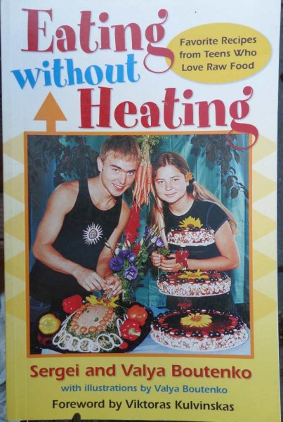 Eating without heating S. Boutenko, englisch